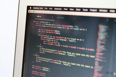 Picando código web